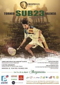 Cartel torneo Sub-23 Valencia_2